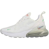 Shoes Children Low top trainers Nike Air Max 270 White