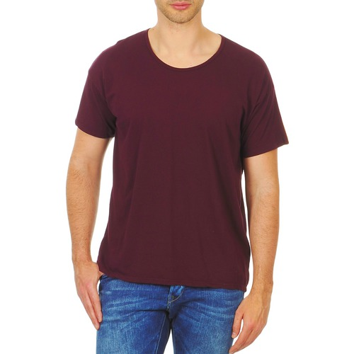 Clothing Women short-sleeved t-shirts American Apparel RSA0410 Bordeaux