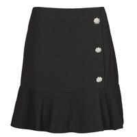 Clothing Women Skirts Moony Mood  Black