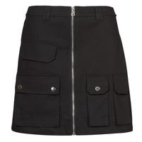 Clothing Women Skirts Yurban  Black