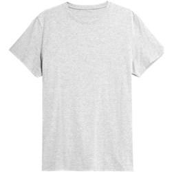 Clothing Men Short-sleeved t-shirts 4F TSM352 Grey