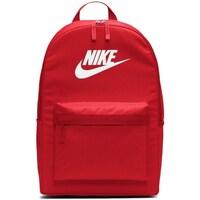 Bags Rucksacks Nike Heritage 20 Red