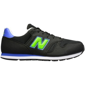 Shoes Children Low top trainers New Balance 373 Black