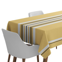 Home Tablecloth Maison Jean-Vier Donibane Gold
