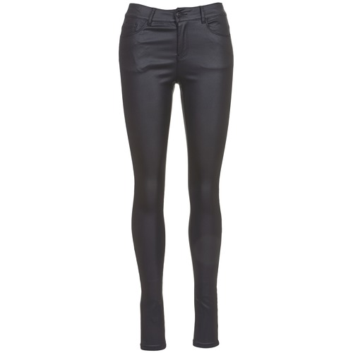 Clothing Women slim jeans Vero Moda SEVEN Black