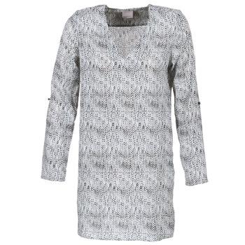 Clothing Women Short Dresses Vero Moda COOLI Black / White