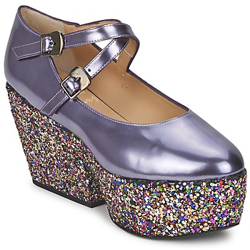 Shoes Women Heels Minna Parikka KIDE Purple / Multicolour