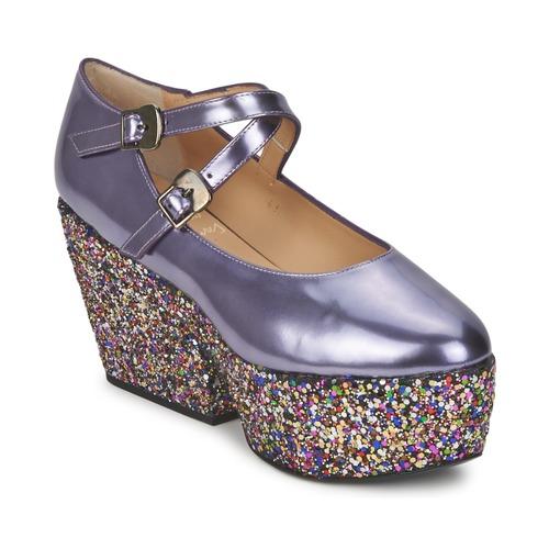 Shoes Women Heels Minna Parikka KIDE Purple / Multicoloured