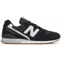 Shoes Men Low top trainers New Balance 996 Black