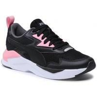 Shoes Children Low top trainers Puma Xray Lite JR Black