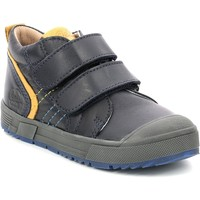 Shoes Children Hi top trainers Aster Chaussures enfant  Biboc bleu marine