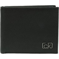 Bags Men Wallets Calvin Klein Jeans Biflod 5CC W Coin Black
