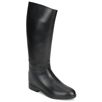 Shoes Women High boots Aigle ECUYER M Black