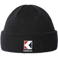 Clothes accessories Boy Hats / Beanies / Bobble hats Kangol Bonnet  Service K noir