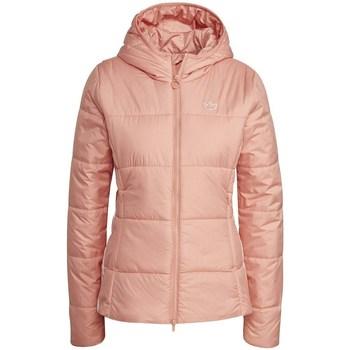 Clothing Women Jackets adidas Originals Slim Jacket Pink
