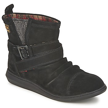Rocket Dog  MINT  womens Mid Boots in black