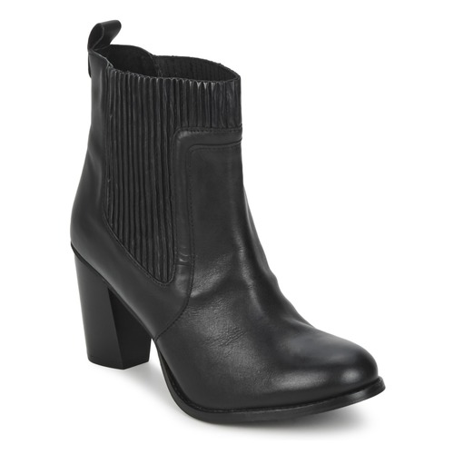 Shoes Women Ankle boots Dune London NATTIES  black