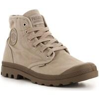 Shoes Men Hi top trainers Palladium US Pampa High HI Beige