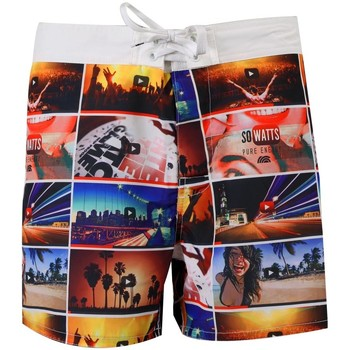 Clothing Men Trunks / Swim shorts Watts Swim Shorts Man  Cooll Multi Tube 2017-01-11 00:00:00