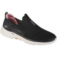 Shoes Women Slip-ons Skechers GO Walk 6 Black