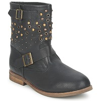 Shoes Women Mid boots Coolway NAVEL Black
