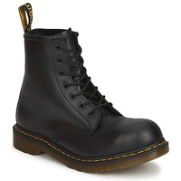 Shoes Men Mid boots Dr Martens 1920 Black
