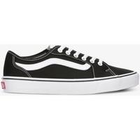 Shoes Men Low top trainers Vans Filmore Decon Black