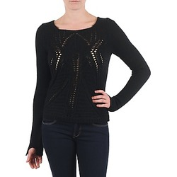 Clothing Women jumpers Antik Batik LACE Black