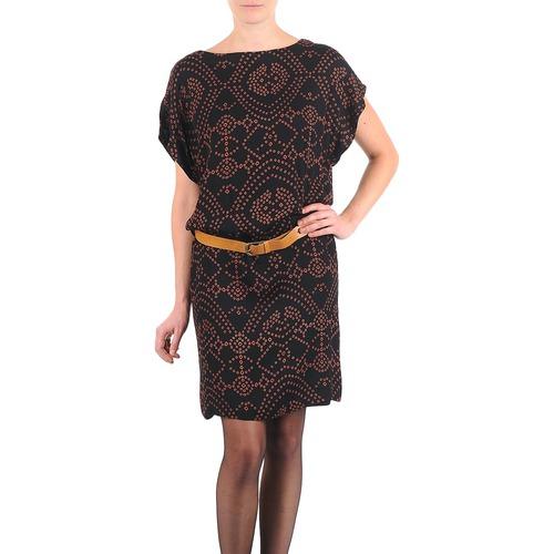 Clothing Women Short Dresses Antik Batik QUINN Black