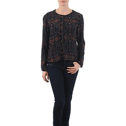 Clothing Women Tops / Blouses Antik Batik VEE Black