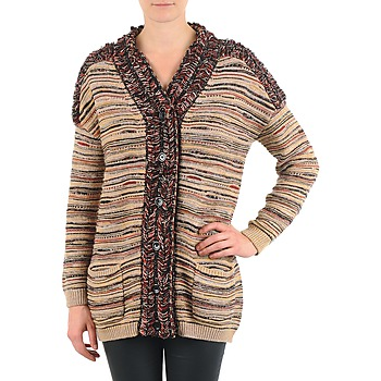 Clothing Women Jackets / Cardigans Antik Batik WAYNE Beige
