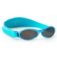 Shoe accessories Children Sports accessories Baby Banz Adventurer Sunglasses - Aqua Blue