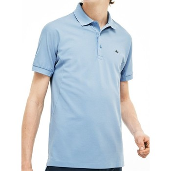 Clothing Men Short-sleeved polo shirts Lacoste L1212003H7 Light blue