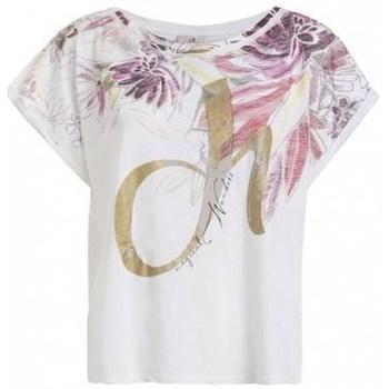 Clothing Women Short-sleeved t-shirts Deha D4312210001 White