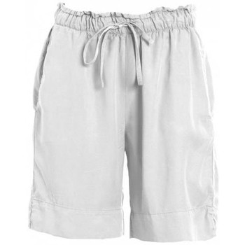 Clothing Women Shorts / Bermudas Deha Hype White
