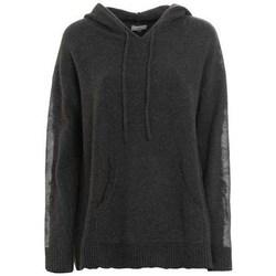Clothing Women Sweaters Deha B14271 Graphite