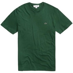 Clothing Men Short-sleeved t-shirts Lacoste TH2038132 Green