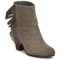 Shoes Women Ankle boots Ash QUICK Grey