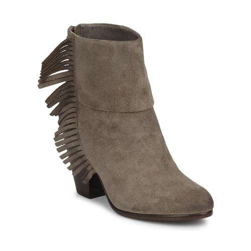 Shoes Women Ankle boots Ash QUICK Grey