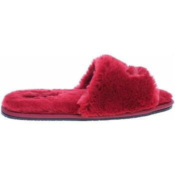 Shoes Women Slippers Calvin Klein Jeans HW0HW00634XB8 Red