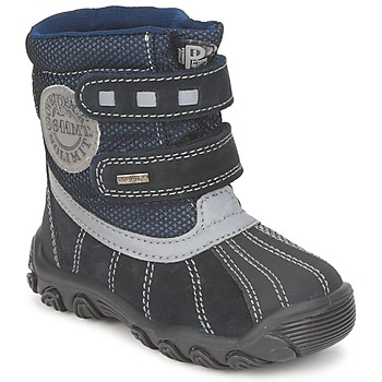 Shoes Girl Snow boots Primigi ROCHA-E-GTX Night