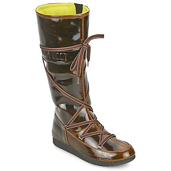 Shoes Women Snow boots Moon Boot MB 7TH AVENUE BRONZE