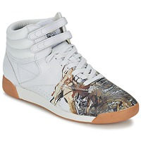 Shoes Women Hi top trainers Reebok Sport F/S HI INT R12 White