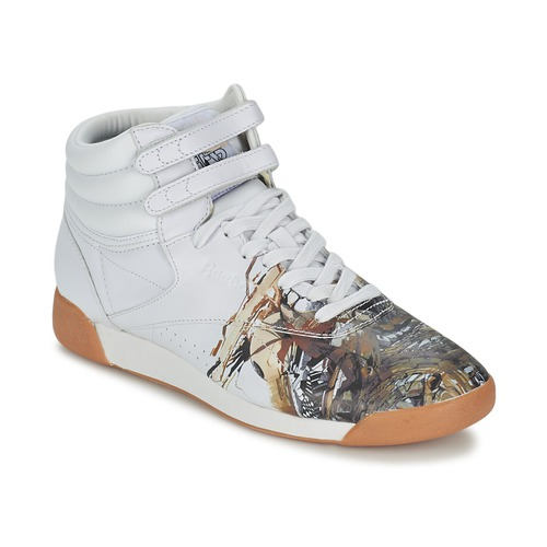 1d12cdd5481c2f Reebok Sport F S HI INT R12 White - Free delivery with Spartoo UK ...
