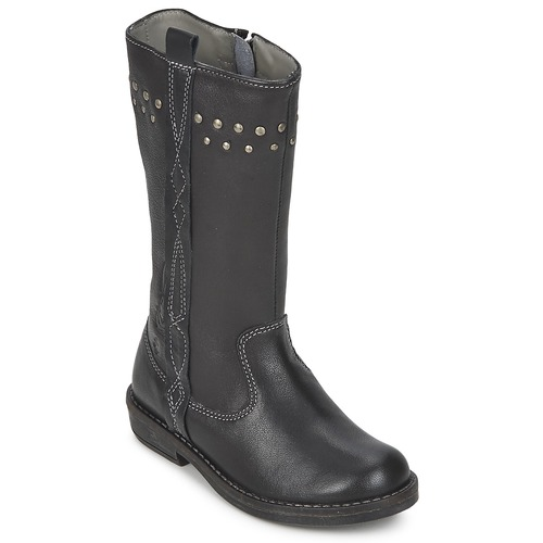 Shoes Girl High boots Noel FREESIA Black