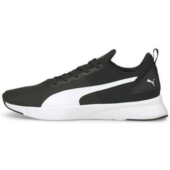 Shoes Men Running shoes Puma Flyer Runner Mesh Black
