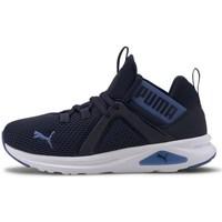 Shoes Children Running shoes Puma Enzo 2 Weave JR Navy blue