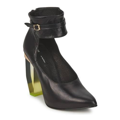 Shoes Women Heels Miista CRISTAL  black