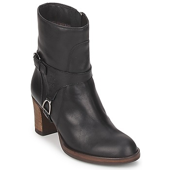 Shoes Women Ankle boots U.S Polo Assn. FLORINDA Black