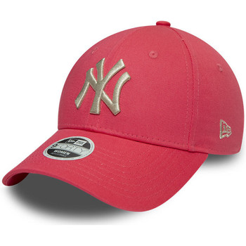 Clothes accessories Boy Caps New-Era Casquette 9forty New York Yankees Logo multicolore